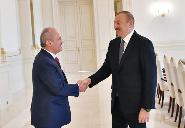 """""""Azerbaycan'ın başarılarından memnuniyet duyuyoruz"""""""