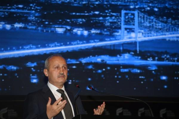 """Marmaray'dan günde ortalama 365 bin yolcu faydalanıyor"""